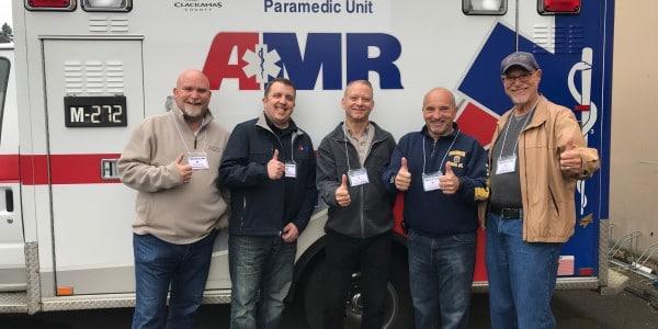 AMR Volunteers